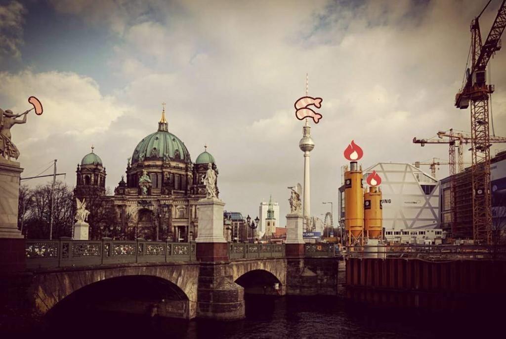 Grillsaison Berlin
