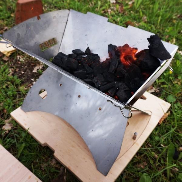 Mobiles grillen