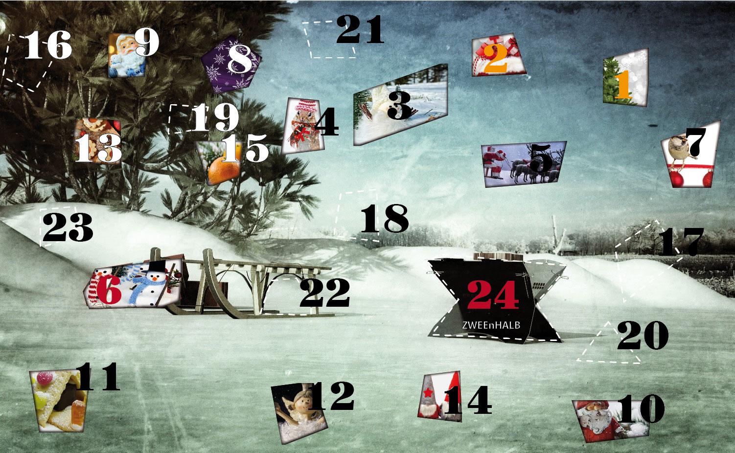 15. Kalender-Türchen