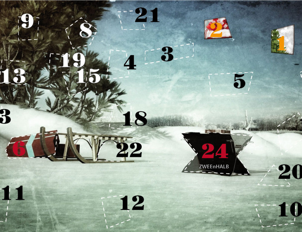 2. Adventskalender Türchen