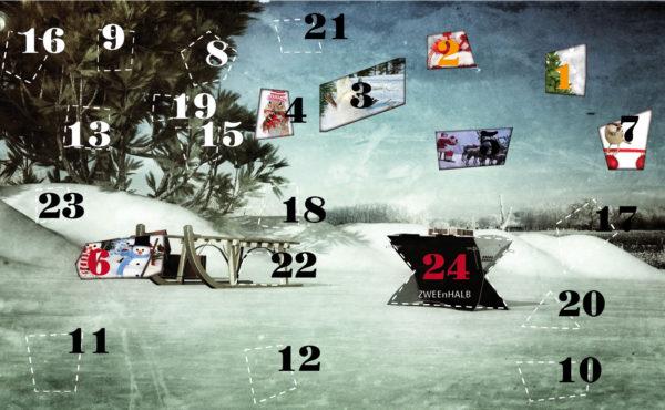 7. Adventskalender Türchen