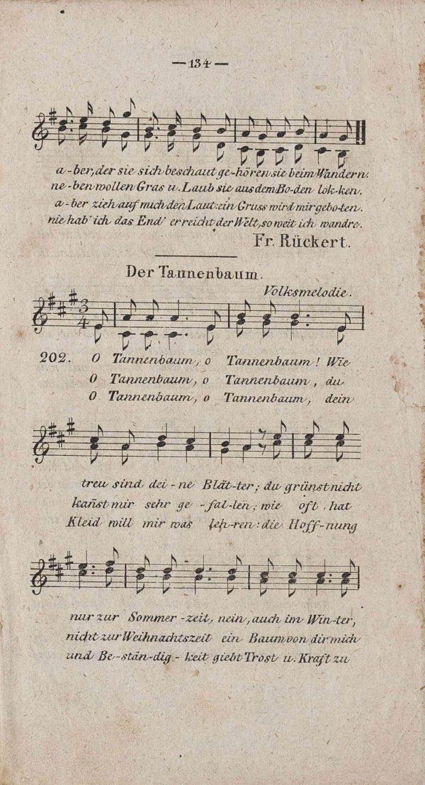 Ernst Anschütz: Musikalisches Schulgesangbuch.