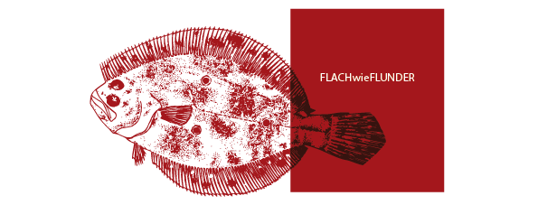 FLACHwieFLUNDER Grillzange