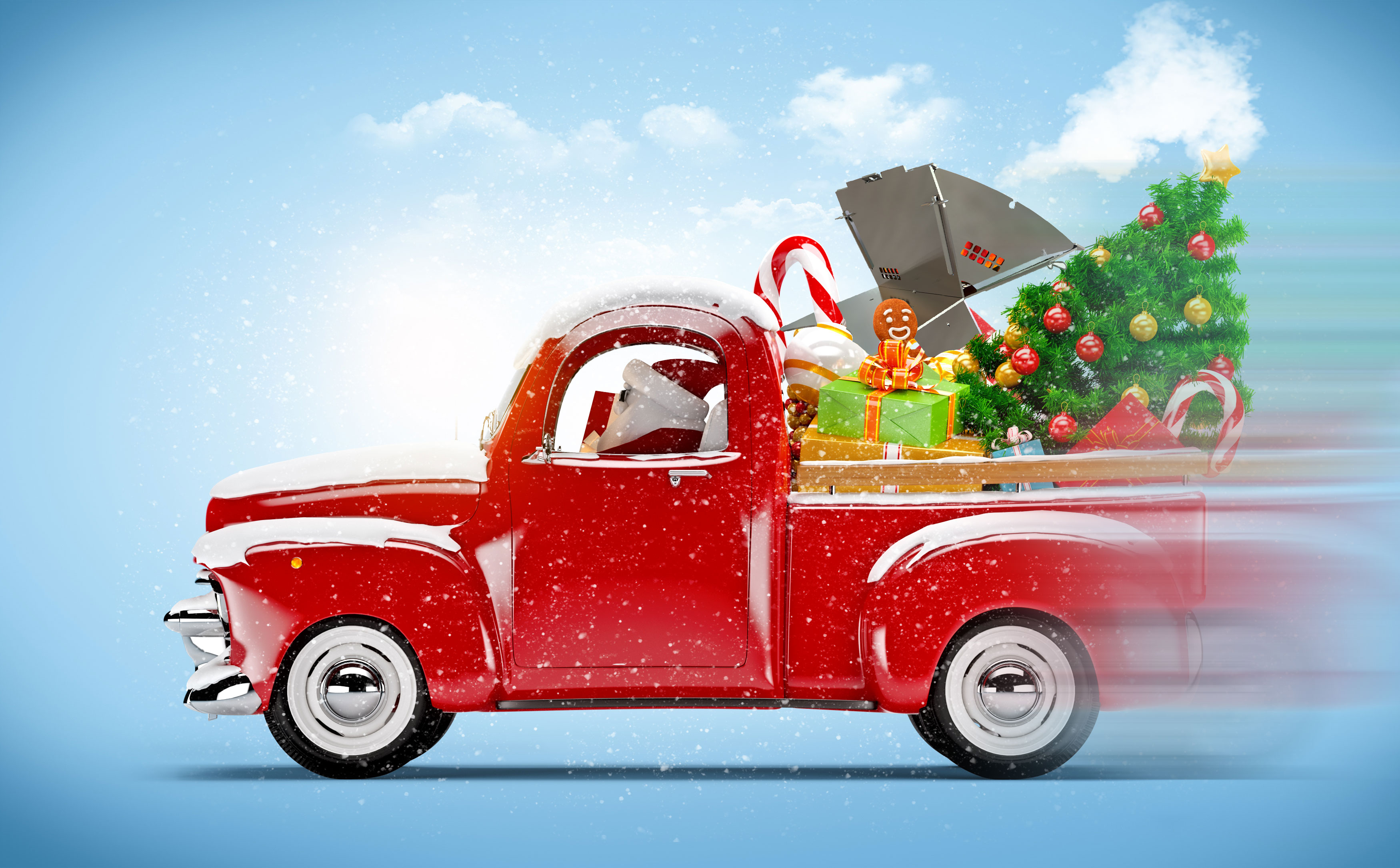 Lieferzeiten Weihnachten