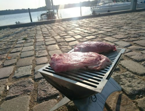 Ein Steak zu Ostern – April April!