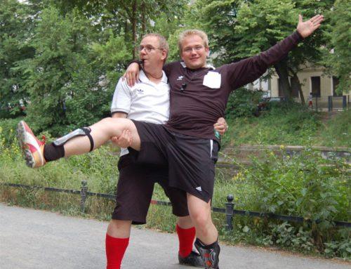 Grillen, Chillen – Fußball Fieber!