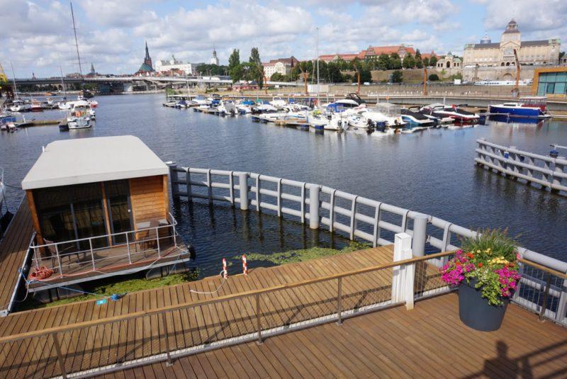Stettin Stadthafen
