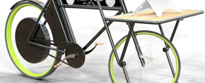 BBQ and bike