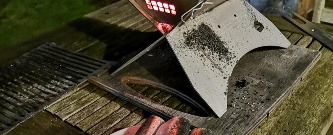 Nachhaltig grillen - Hering